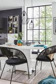 Kuhinjski Blok Win - bela/antracit (320cm) - Express