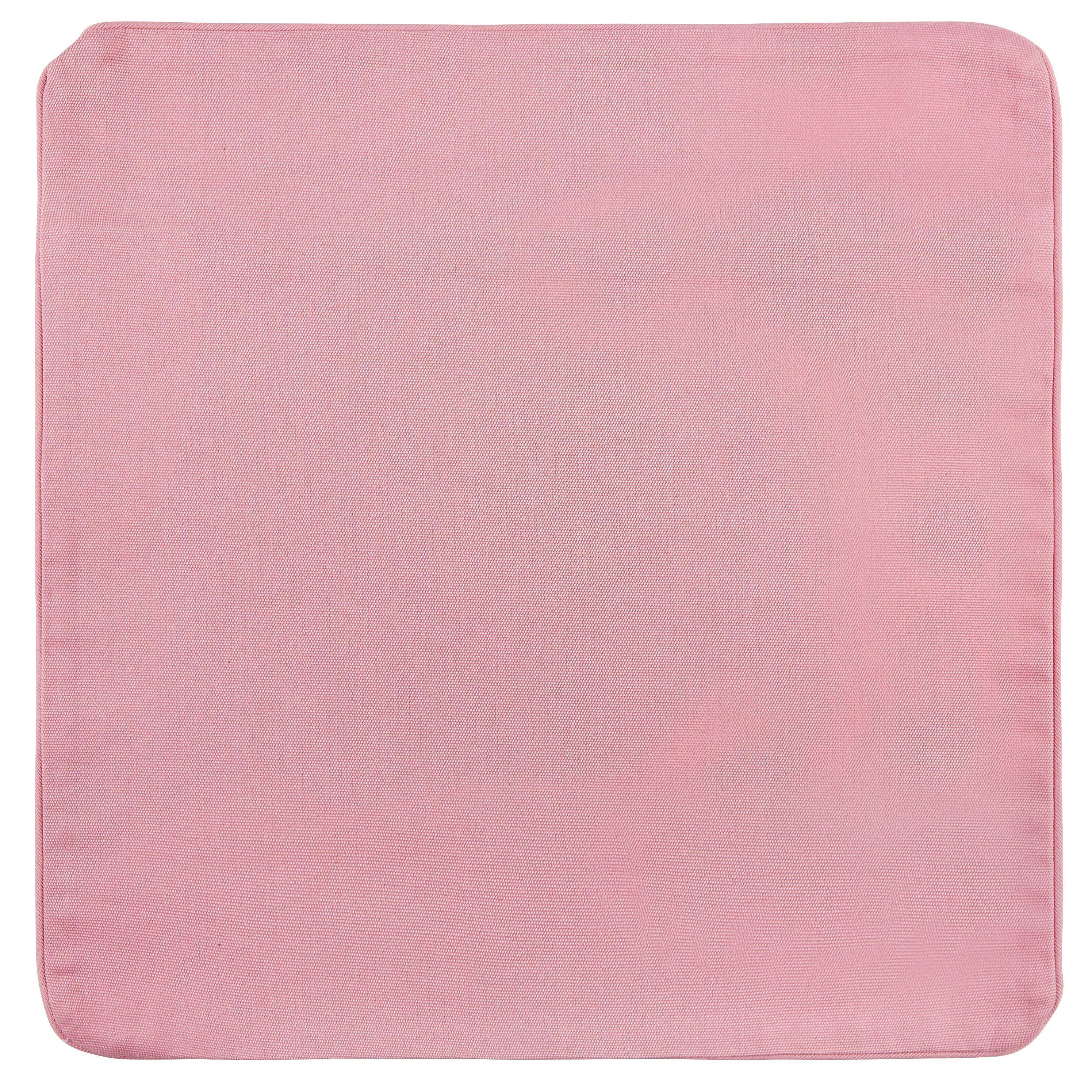 Párnahuzat Steffi - rózsaszín, textil (50/50cm) - MÖMAX modern living