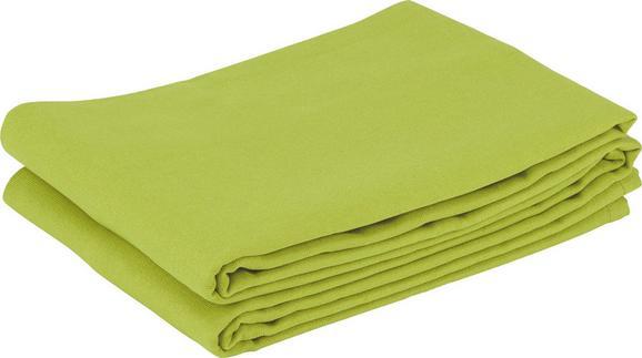 Terítő Steffi - zöld, textil (140/220cm) - MÖMAX modern living
