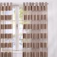 Perdea Sonja - maro, Konventionell, textil (140/245cm) - Modern Living