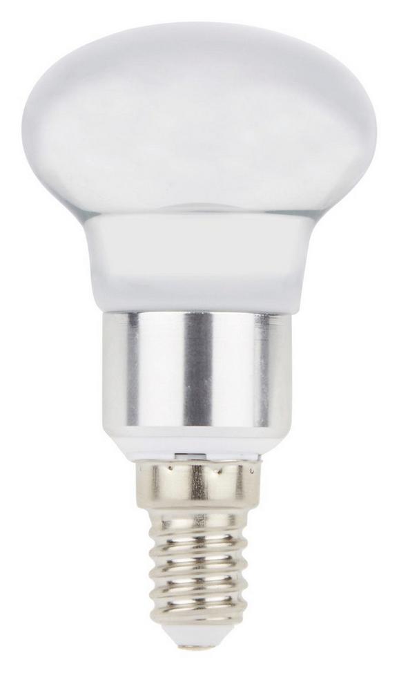 Žarnica 10629 - srebrna (4.9/8.6cm)