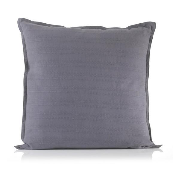 Okrasna Blazina Solid One -ext- - antracit, tekstil (40/40cm)
