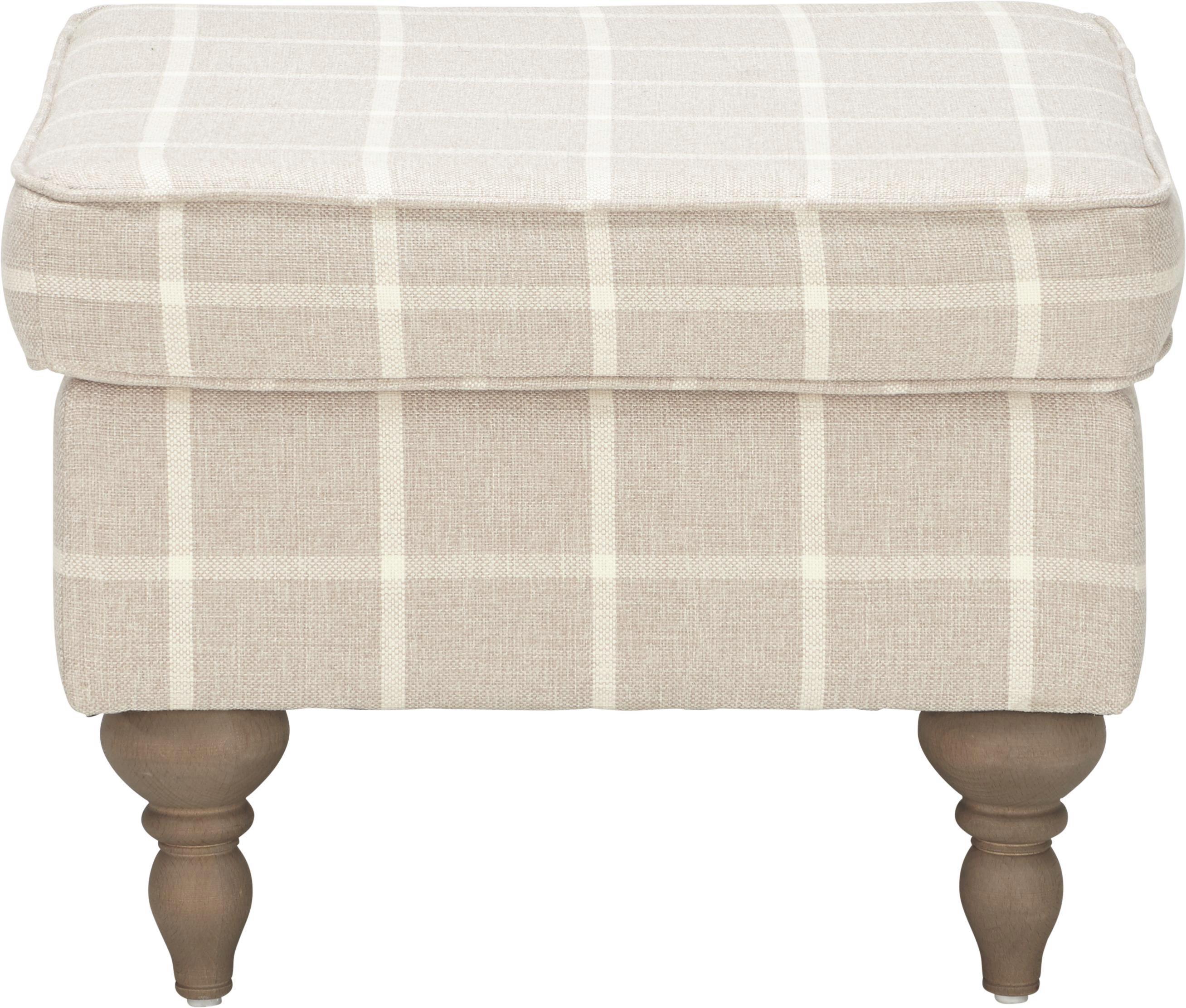 Ülőke Evita - romantikus/Landhaus, textil (55/44/55cm)