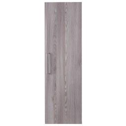 Hängeelment in Lärchefarben - Silberfarben, MODERN, Holzwerkstoff/Kunststoff (35/116/35cm) - Premium Living