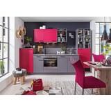 Kuhinjski Blok Win - roza/antracit (320cm) - EXPRESS