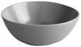 Schüssel Nele Grau - Grau, MODERN, Keramik (19,8/16,8/7,5cm) - Premium Living