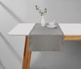 Tischläufer Francis Grau 45x150cm - Grau, MODERN, Textil (45/150cm) - Mömax modern living