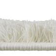 Covor Shaggy Stefan - alb, Modern, textil (80/150cm) - Modern Living