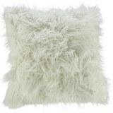 Fellkissen Svea ca.45x45cm - Weiß, Textil (45/45cm) - Mömax modern living
