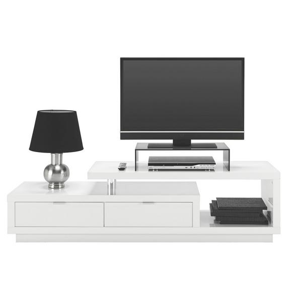tv element wei hochglanz online kaufen m max. Black Bedroom Furniture Sets. Home Design Ideas