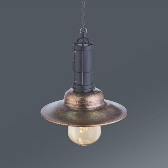 Solarna Svetilka Thea - Trendi, kovina/steklo (15,5/50cm) - Mömax modern living