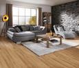 Sjedeća Garnitura Hugo - siva/boje kroma, Konventionell, tekstil/metal (185/288cm) - Mömax modern living