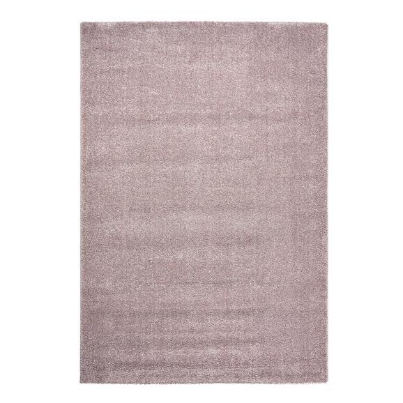 Tkana Preproga Rubin 3 - pastelno roza, Romantika, umetna masa (160/230cm) - Mömax modern living