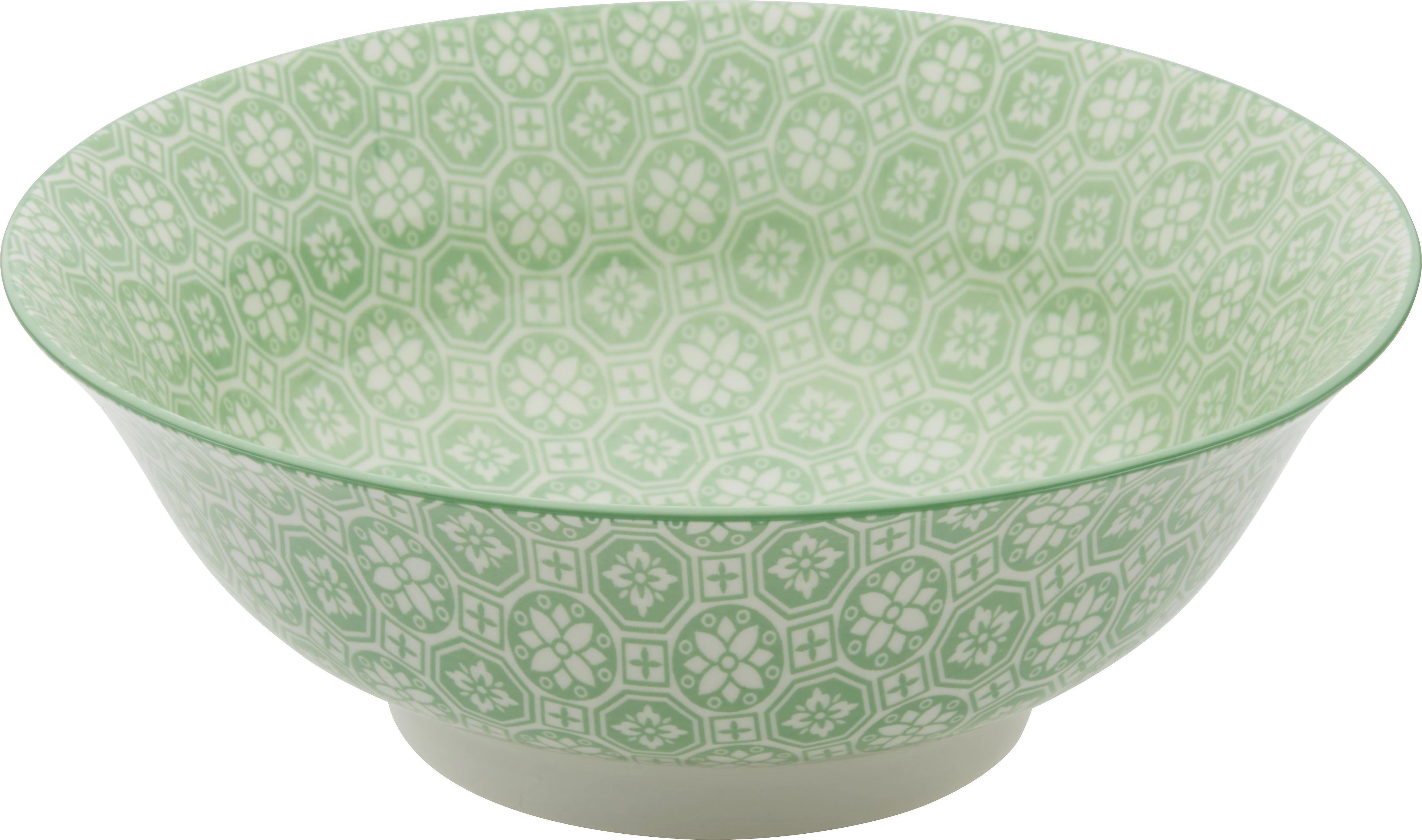 Skleda Shakti - večbarvno, Trendi, keramika (21/7,7cm) - MÖMAX modern living