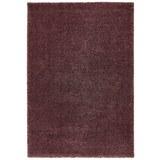 Webteppich Rubin ca. 120x170cm - Aubergine, ROMANTIK / LANDHAUS, Kunststoff (120/170cm) - Mömax modern living