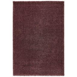 Webteppich Rubin ca. 80x150cm - Aubergine, ROMANTIK / LANDHAUS, Kunststoff (80/150cm) - Mömax modern living