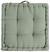 Boxkissen Bill Hellgrün 40x40x9cm - Hellgrün, Textil (40/40/9cm) - Mömax modern living