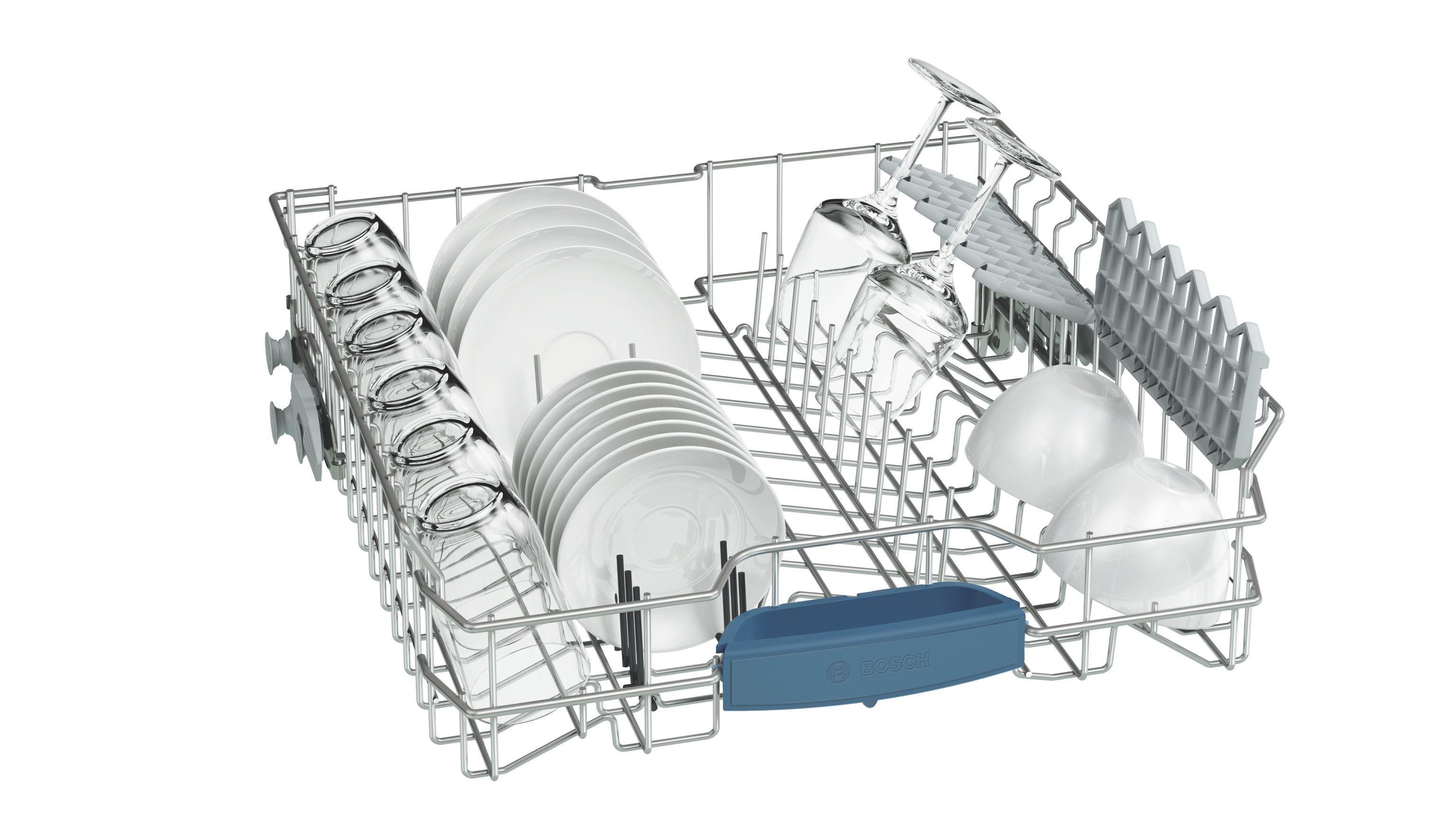 Geschirrspüler Bosch Smi53l35eu, EEZ A++ - MODERN, Metall (59,8/81,5/57,3cm) - BOSCH
