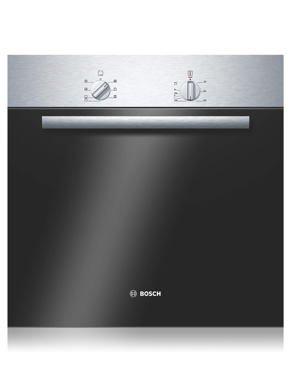Einbaubackofen Bosch Hba20b050, EEZ A - Glas/Metall (59,5/59,5/54,8cm) - BOSCH
