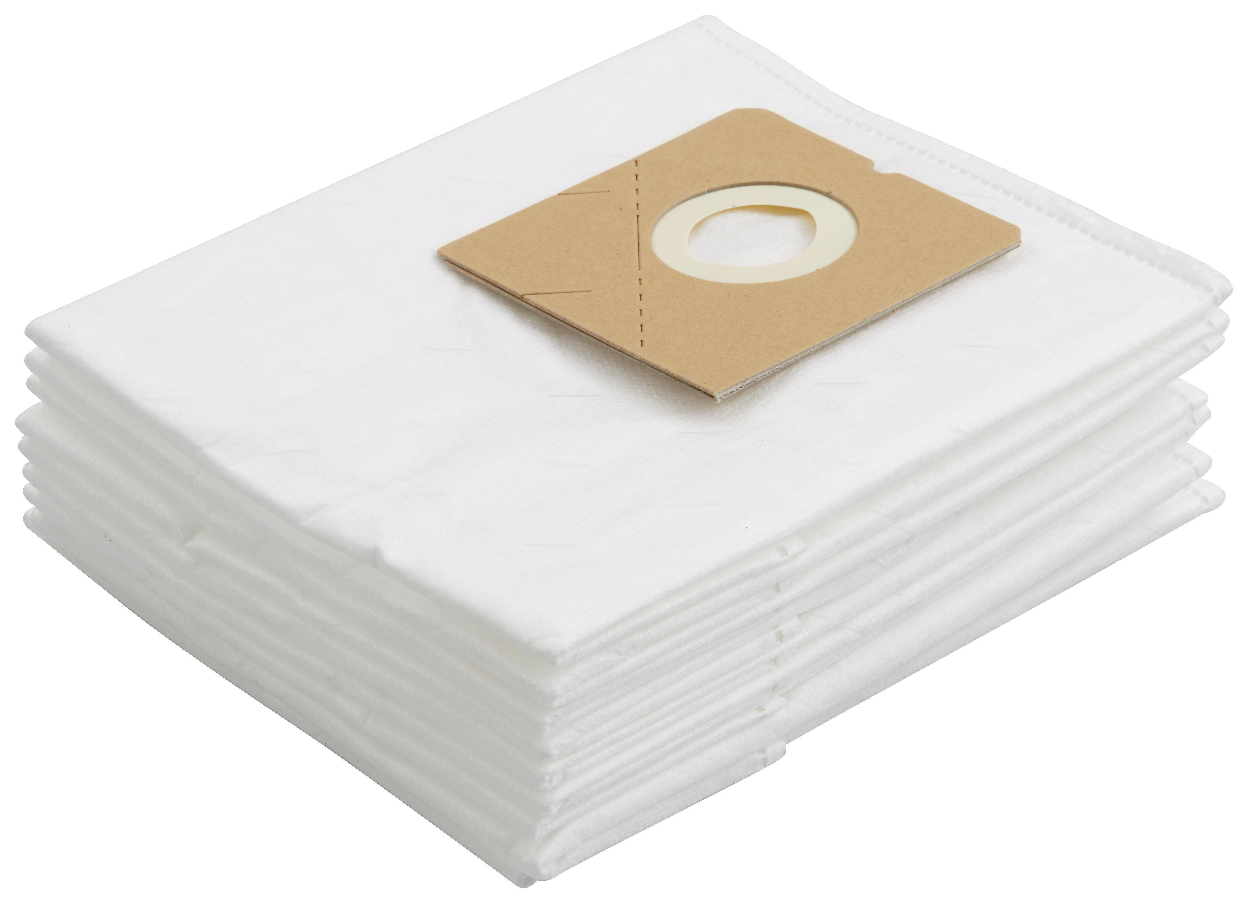 Porszívózsák Lipo - fehér, textil