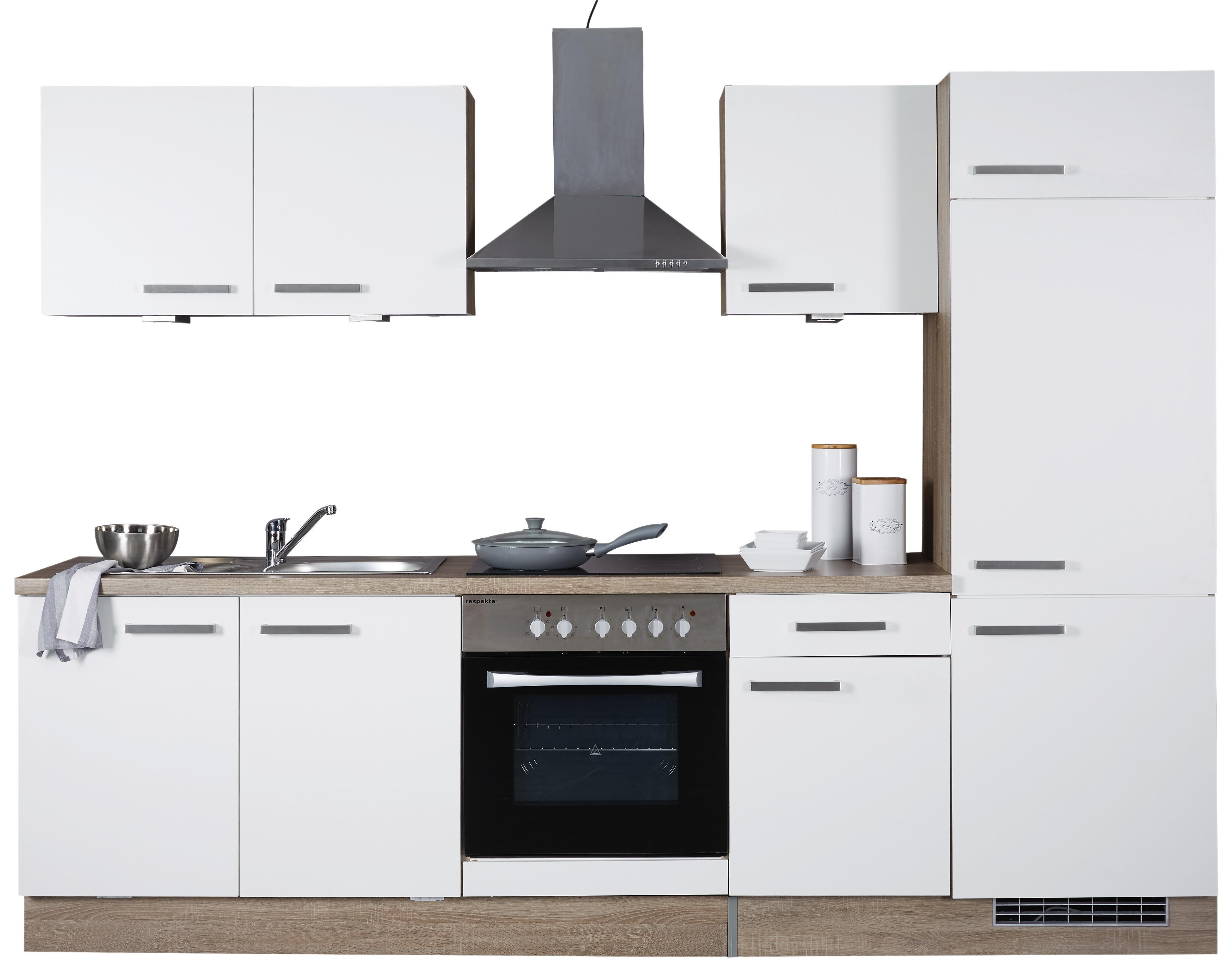 Mini Küchenblock Mit Kühlschrank : Mini küche cm respekta miniküche mit e geräten breite cm