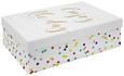 Geschenkbox Dreams in Weiß aus Karton - Weiß, Karton (28/9/18cm) - Mömax modern living