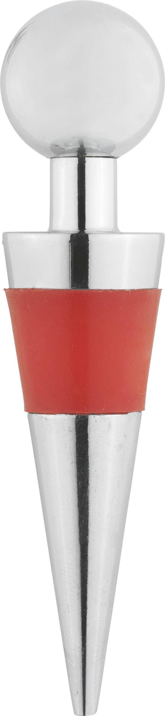 Zamašek Za Steklenice Sibile - srebrna, kovina (0.8kg) - Mömax modern living