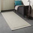 Flachwebeteppich Kanada Grau, ca. 80x200cm - Grau, MODERN, Textil (080/200cm) - Modern Living