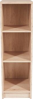 Regal 4-you Yur05 - hrast, leseni material (30/111,4/34,6cm) - Mömax modern living