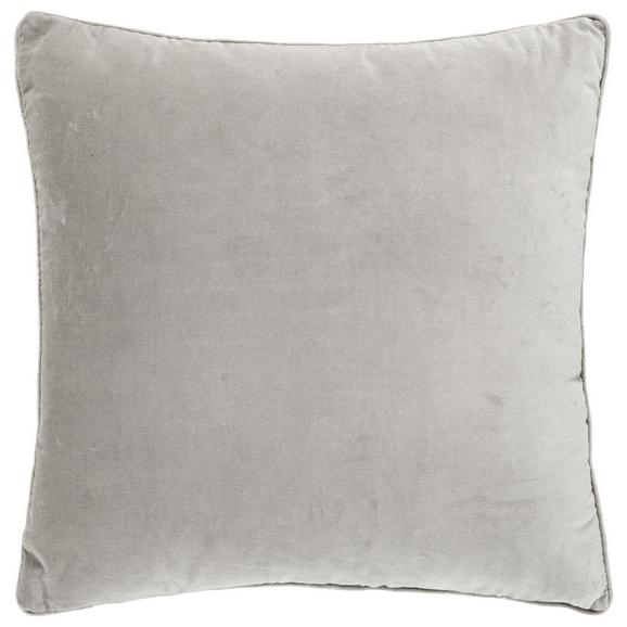 Pernă Decorativă Susan - gri, textil (60/60cm) - Modern Living