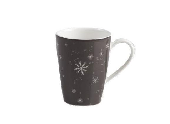 Kaffeebecher Vivo 30 Ml - Weiß/Grau, KONVENTIONELL, Keramik - Villeroy & Boch