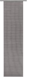 Flächenvorhang Loft Grau 60x245cm - Grau, MODERN, Textil (60/245cm) - Mömax modern living