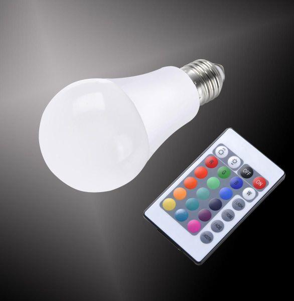 LED-Leuchtmittel C80205mm, 6,5 Watt - Weiß, Kunststoff/Metall (6/12cm) - MÖMAX modern living