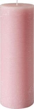 Stumpenkerze Ruth in verschiedenen Farben - Champagner/Altrosa, MODERN (10/30cm) - Mömax modern living