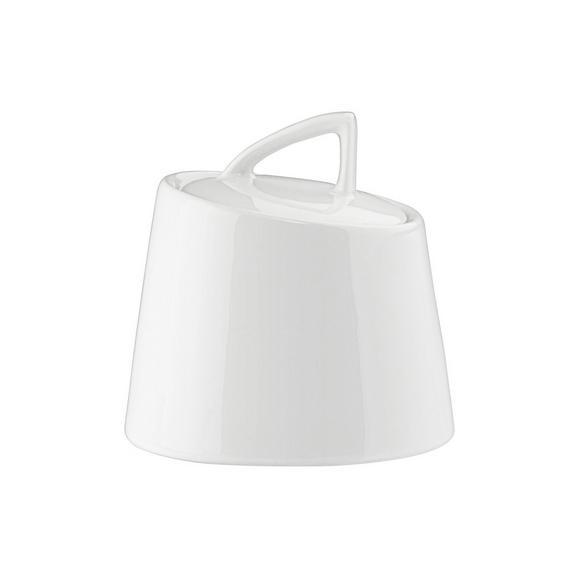 Posoda Za Sladkor Pura - bela, Trendi, keramika (9,2/10cm) - Mömax modern living