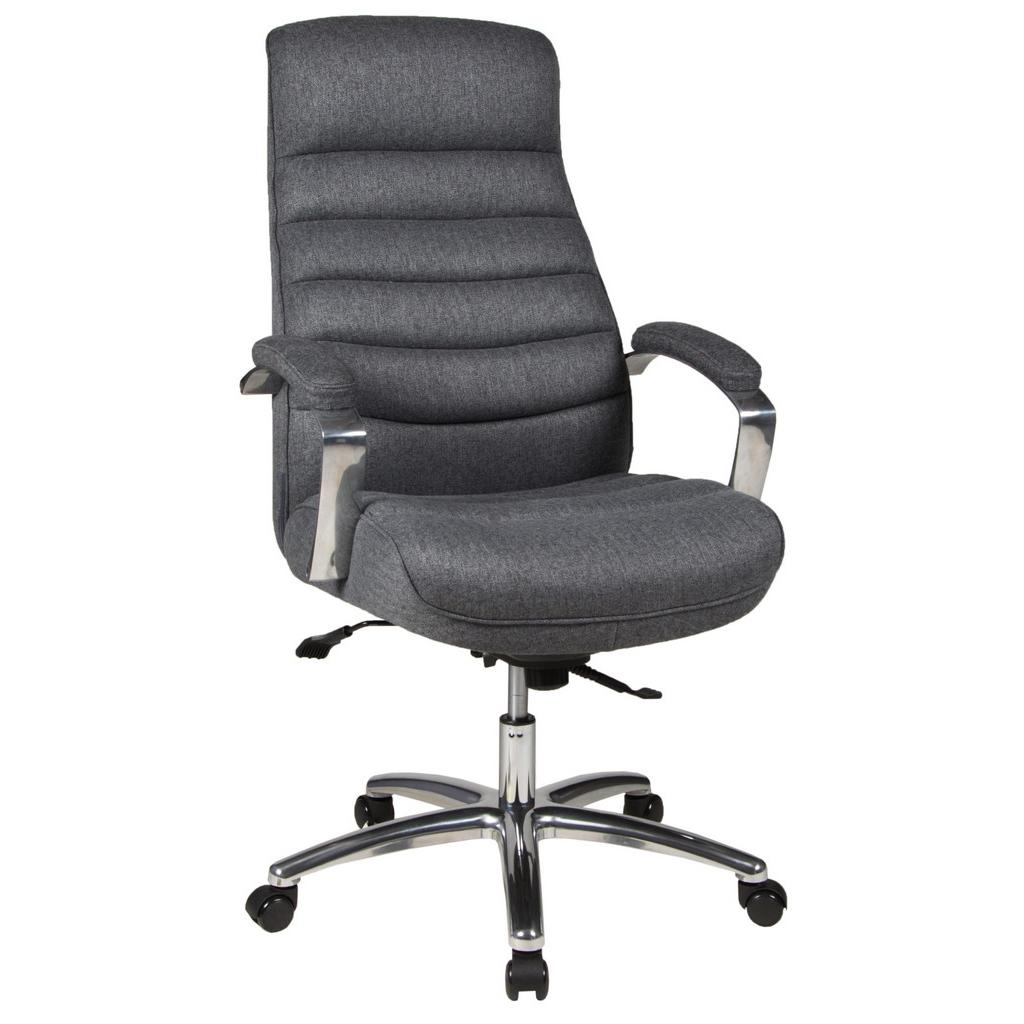 Chefsessel in Dunkelgrau | Büro > Bürostühle und Sessel  > Chefsessel | MÖMAX