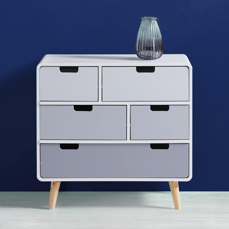 Beeindruckend Sideboard Grau Weiß Ideen Von