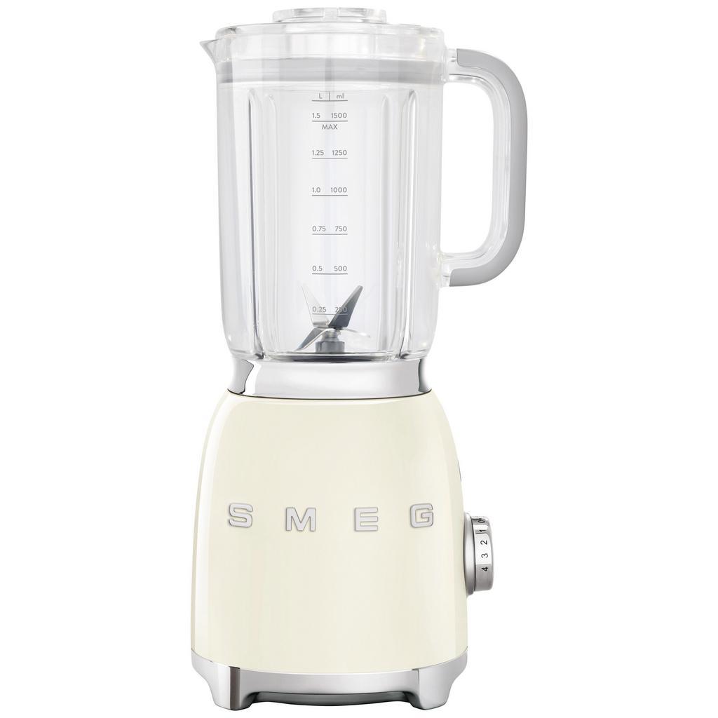 Standmixer SMEG BLF01CREU   Küche und Esszimmer > Küchengeräte > Rührgeräte und Mixer   Creme   Lackiert - Edelstahl   SMEG