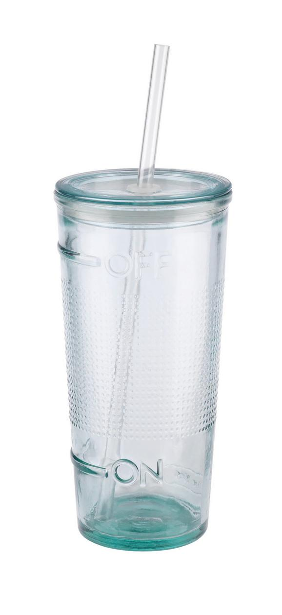 Trinkglas Betty aus Kunststoff - Klar, LIFESTYLE, Glas/Kunststoff (8,5/17cm) - MÖMAX modern living