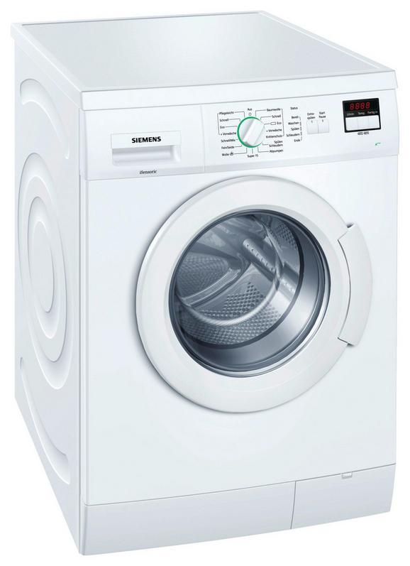 Waschmaschine Siemens Wm14e220 - Weiß (60/84,8/55cm) - SIEMENS