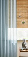 Končana Zavesa Sigrid - zelena, Romantika, tekstil (140/245cm) - Premium Living