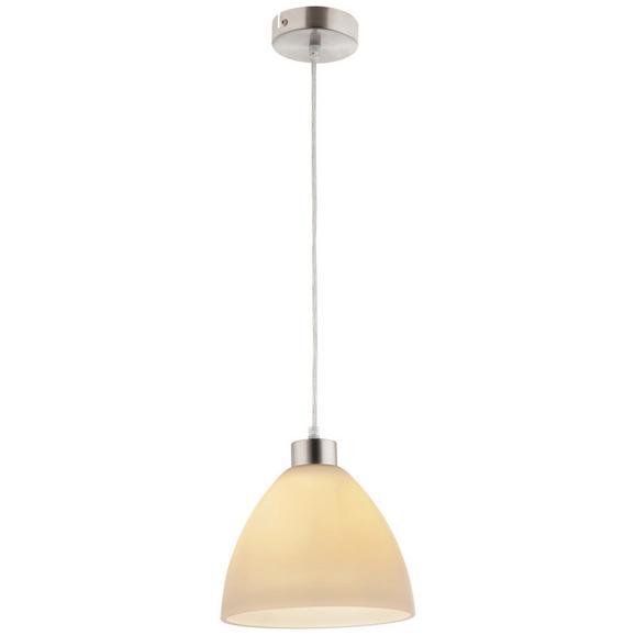 Hängeleuchte Anna, max. 60 Watt - KONVENTIONELL, Glas/Metall (20/150cm) - Mömax modern living