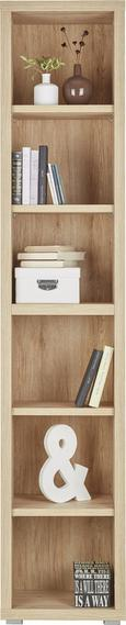 Regal Sanremo Eiche - MODERN, Holz (44/220/36cm) - Mömax modern living