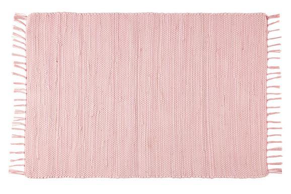 Krpanka Julia - roza, Romantika, tekstil (60/90cm) - Mömax modern living