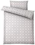 Posteljnina Sven - svetlo siva, Moderno, tekstil - Mömax modern living
