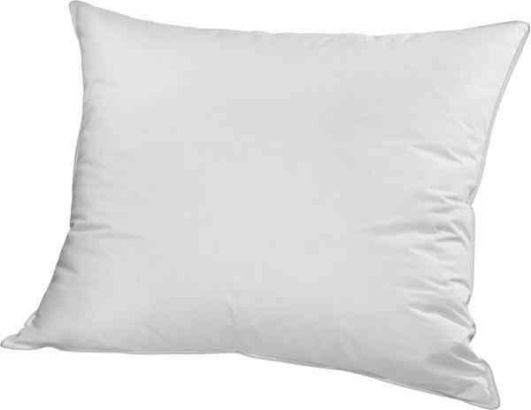 Kopfkissen mittel in Weiß, ca. 80x80cm - Weiß, Textil (80/80cm) - MÖMAX modern living