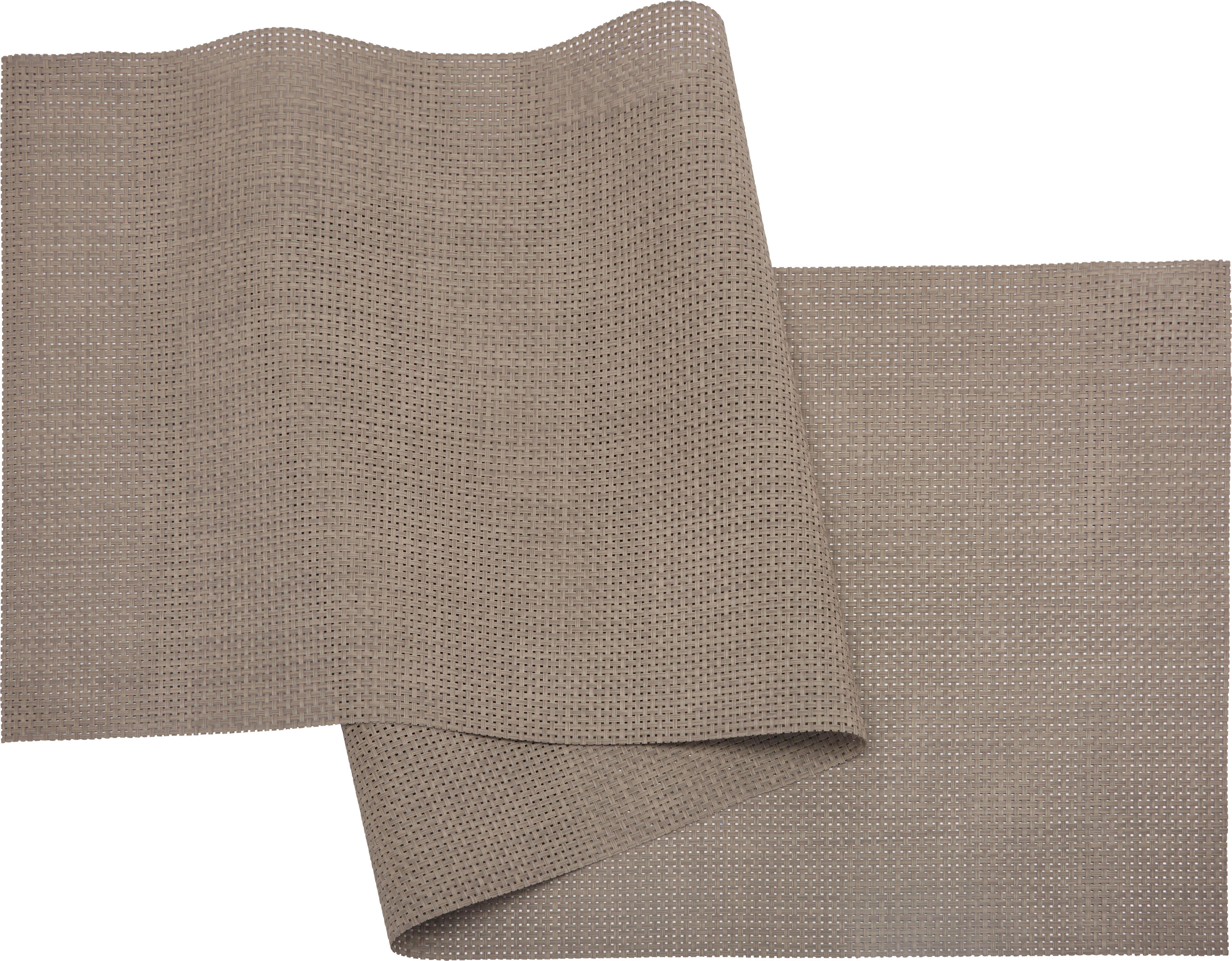 Nadprt Stefan - sivo rjava, umetna masa (45/150cm) - MÖMAX modern living