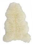 Ovčja Koža Jenny - bela, tekstil (90-105/60cm) - Mömax modern living