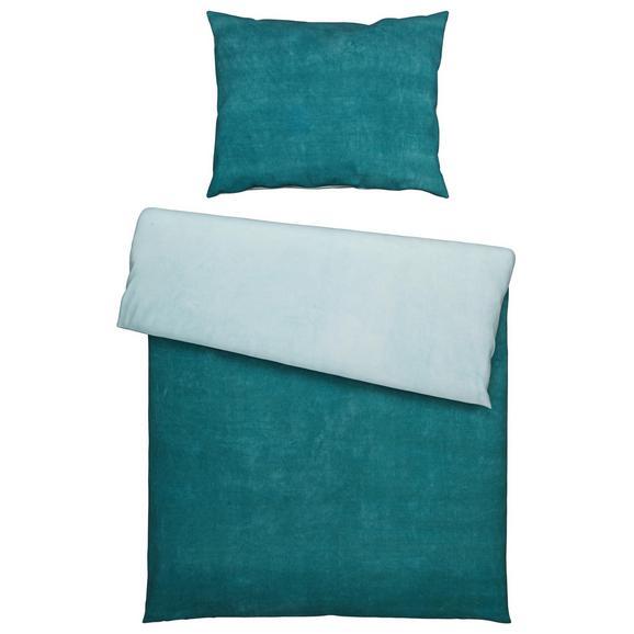 Ágyneműhuzat-garnitúra Cashmere - Kék, konvencionális, Textil (140/200cm) - Mömax modern living
