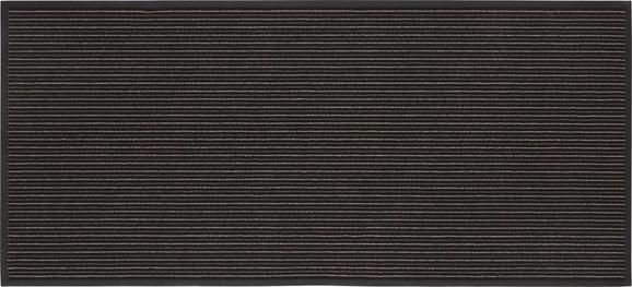Tekač Tango - siva, Konvencionalno, tekstil (90/200cm) - Mömax modern living